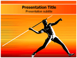 Javelin Game Templates For Powerpoint