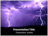 Lightning Templates For Powerpoint