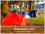 Summer Camp Powerpoint Template