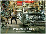 Classic Car Industries Templates For Powerpoint