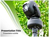 CCTV PowerPoint Template