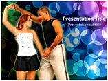 Dancing Lessons Templates For Powerpoint
