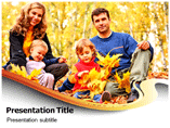 Family Outing Templates For Powerpoint