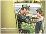 Military Family Templates For Powerpoint