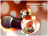 Musical Instruments Templates For Powerpoint