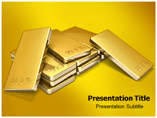 Pure Gold Powerpoint Template