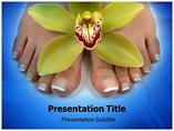 Toes Templates For Powerpoint