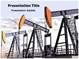 Oil Field Trash Templates For Powerpoint
