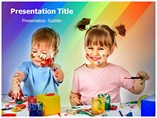 Cute Early Childhood Templates For Powerpoint