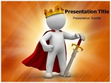 The King Templates For Powerpoint