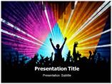 Pop Concert Templates For Powerpoint