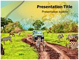 Safari Themes Templates For Powerpoint