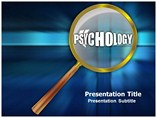 Psychology Master Degree Templates For Powerpoint