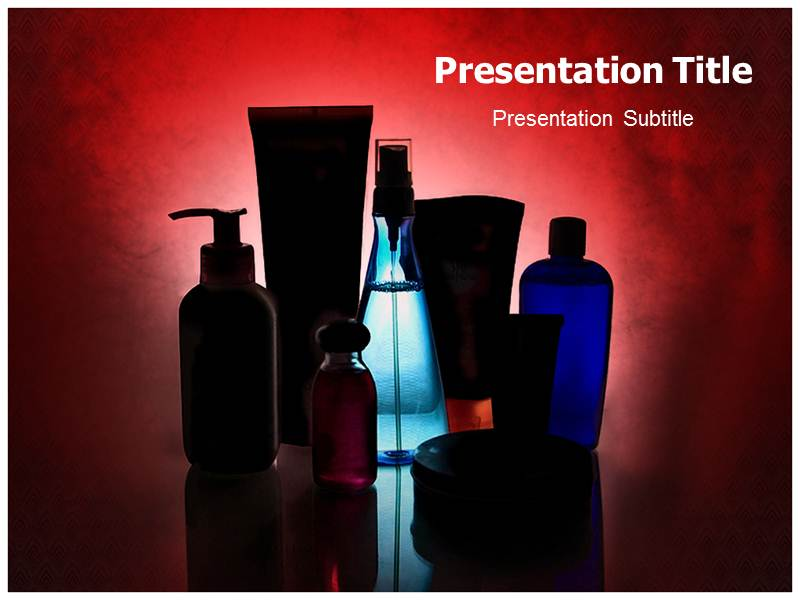 Cosmetics Templates For Powerpoint