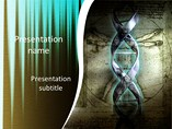 DNA Structure   PowerPoint Template