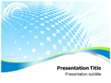 Blue Abstract Templates For Powerpoint