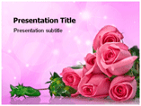 Roses Templates For Powerpoint