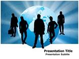 International Trade Powerpoint Template