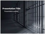 Prison Bars Templates For Powerpoint