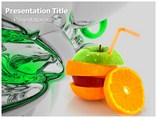 Fruits PowerPoint Backgrounds