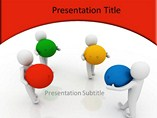Business Startup PowerPoint Theme