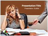 Have No Time Powerpoint Templates