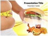 Fat In Food Templates For Powerpoint