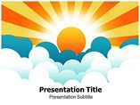 Stylized Powerpoint Template