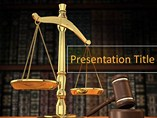 Justice PowerPoint Background