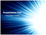 Flashing Lights Powerpoint Templates