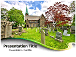 Death Of Christian Templates For Powerpoint