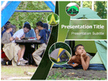 School Camp Templates For Powerpoint