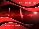 Cardiology PowerPoint Template, Cardilogy PowerPoint Slide Templates