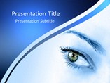 Eye Effect Templates For Powerpoint