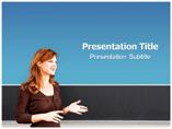 Academic Professor Templates For Powerpoint