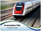 Train Templates For Powerpoint