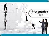 Team Work in School PowerPoint Slides