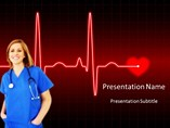 Cardiology Care Templates For Powerpoint