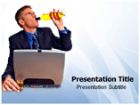 Alcoholism Templates For Powerpoint