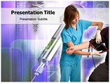 Nurse Web Templates For Powerpoint