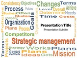 Strategic Management Powerpoint Templates