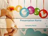 Pregnancy Websites Templates For Powerpoint