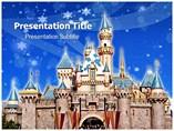 Walt Disney World Templates For Powerpoint