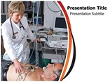Medical Cardiology PowerPoint Template