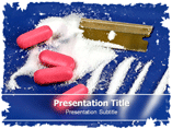 Drug Addiction Templates For Powerpoint