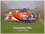 Air Ambulance Powerpoint Template
