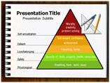 Need Hierarchy Powerpoint Templates