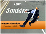 Smoking Addiction Templates For Powerpoint