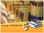Journal Of Medicine Templates For Powerpoint