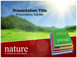 Nature Journal Templates For Powerpoint